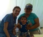 Danielle & patients